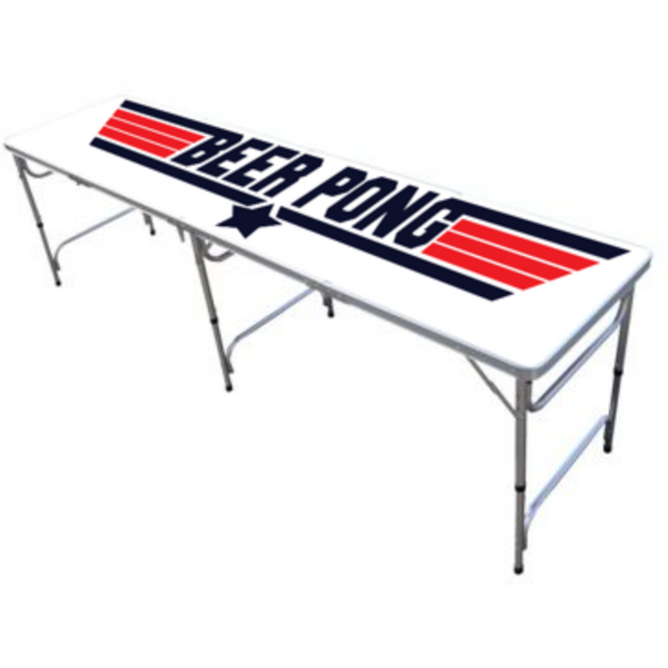 Beer Pong 8 Foot Table