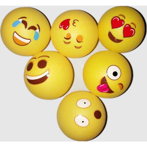 Emoji Beer Pongs