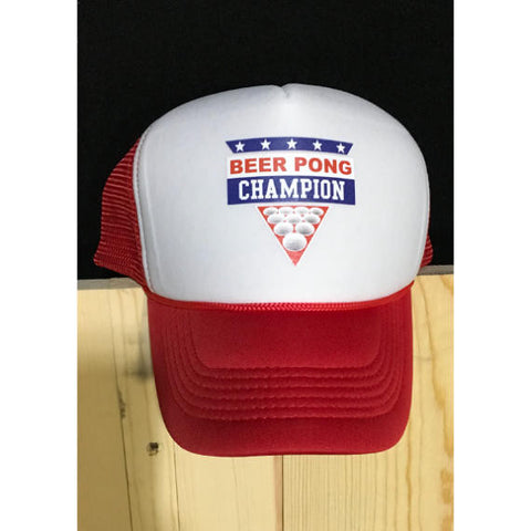 Beer Champion Hat