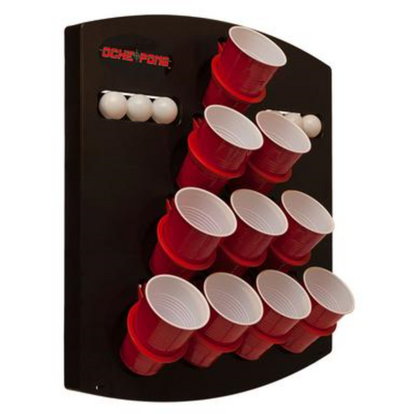 Ocho Vertical Beer Pong