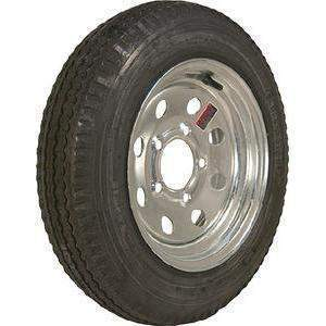 Loadstar 530-12 5 Hole 8 Ply Bias Tire and Wheel Assembly