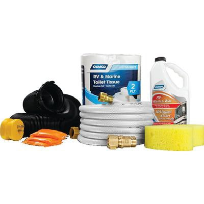 Exclusive Starter Kit Bucket - Bucket Rv Starter Kit-Camco Marine-Next Day Boat Parts
