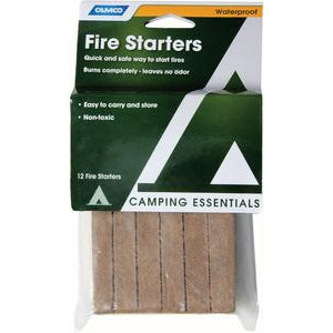 Firestarter Sticks - Firestarter Sticks-12 Pack-Camco Marine-Next Day Boat Parts