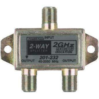 2-Way 2 Ghz Hd/Satellite Line Splitter - 2-Way 2 Ghz Hd/Sat.Line Split.-JR Products-Next Day Boat Parts
