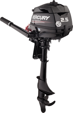 2.5 HP Outboards
