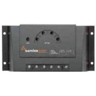 20A Solar Charge Controller - Slr Charge Cntrller 12/24V 20A-Samlex-Next Day Boat Parts