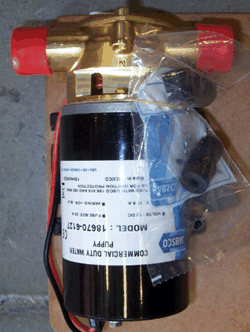Pump, Water Puppy Ballast 8 GPM WT 1/2 - 2267900