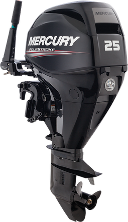 25 HP Outboards