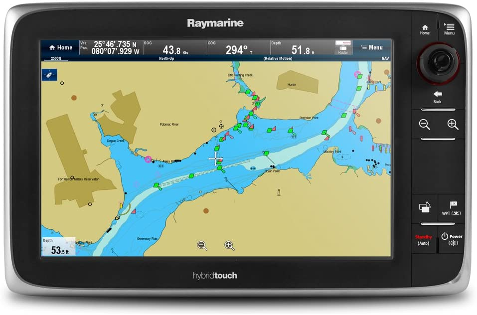 Raymarine E70023-LNC e125 Multifunction Display - OPEN BOX