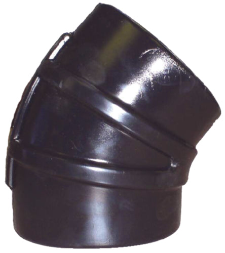 Sierra Rubber Elbow & Hose 45 Degree 3.5""