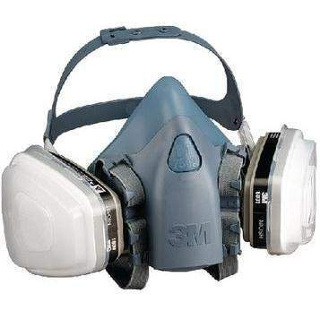 7500 Series Half Facepiece Ultimate Reusable - 7500 Respirator Pack Out Med.-3M Marine-Next Day Boat Parts
