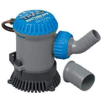 Bilge Pump - Trac 600 Gph Bilge Pump-Trac Outdoors-Next Day Boat Parts