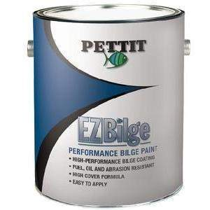 Ez Bilge Performance Bilge Paint - Ez Bilge White Gallon-Pettit-Next Day Boat Parts