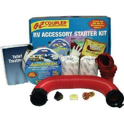 Ez Coupler Starter Kit - Ez Coupler Starter Kit-Valterra-Next Day Boat Parts