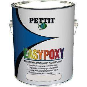 Ez-Poxy Polyurethane Topside Finish - Ez-Poxy Steel Gray 3720-Pettit-Next Day Boat Parts