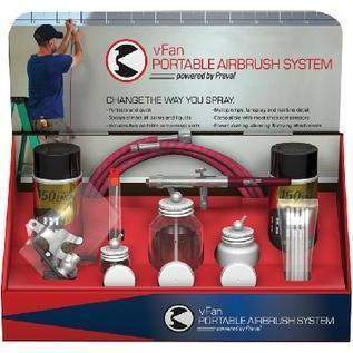 Fan Portable Air Brush System - Vfan Portable Airbrush System-Preval Sprayers-Next Day Boat Parts