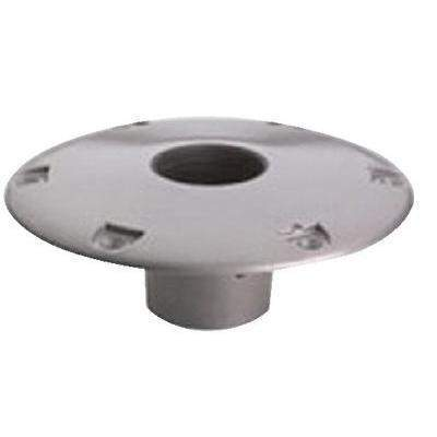 Lakesport 238 Series Socket Base - 238 Seriesfl Base 9Inround Al - Swiv-Swivl-Eze-Next Day Boat Parts