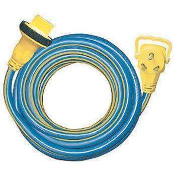 Locking Ezeegrip Extension Cord - Locking 30Amp Ext Cord 25 Ft-Voltec-Next Day Boat Parts