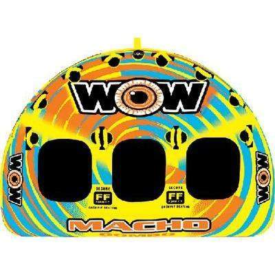 Macho Towable - Towable Macho 3Person-WOW Watersports-Next Day Boat Parts