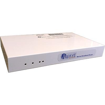 Marine Broadband Router, 4 Port - Wave W-Wave Wi-Fi-Next Day Boat Parts