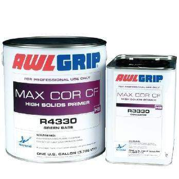 Max Cor Cf High Solids Primer - Max Cor Cf Green Base  Zz-Awlgrip-Next Day Boat Parts