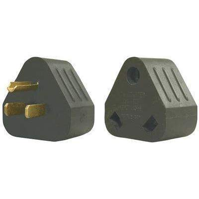 Park Adapter - 30Ampf-15Ampmtrianlgle Adtp.-Voltec-Next Day Boat Parts