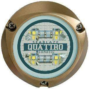 Seablaze Quattro Underwater Light - Quattro Underwater Spectrum-Lumitec-Next Day Boat Parts