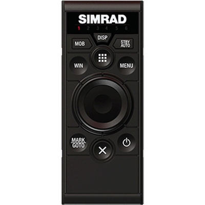 OP50 Remote Control, Portrait-Simrad-Next Day Boat Parts