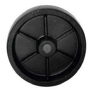 Spare Poly Wheel - Spare Wheel 6-Fulton Products-Next Day Boat Parts