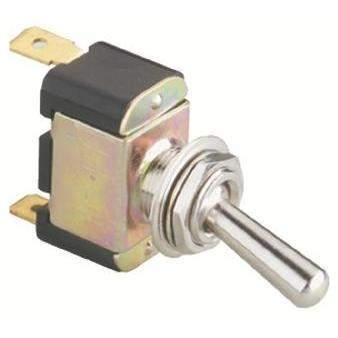 Toggle Switch - Toggle Switch Metal On/Off-Attwood Marine-Next Day Boat Parts