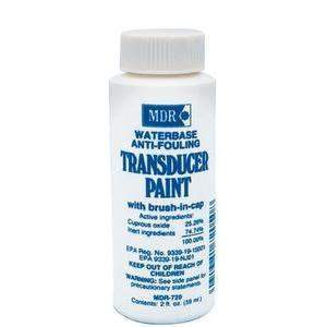 Transducer Paint - 2 Oz. Transducer Paint (Black)-MDR-Next Day Boat Parts