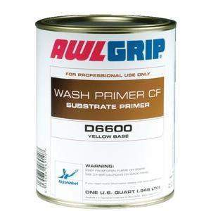 Wash Primer Cf - Wash Primer Cf Base Quart Zz-Awlgrip-Next Day Boat Parts