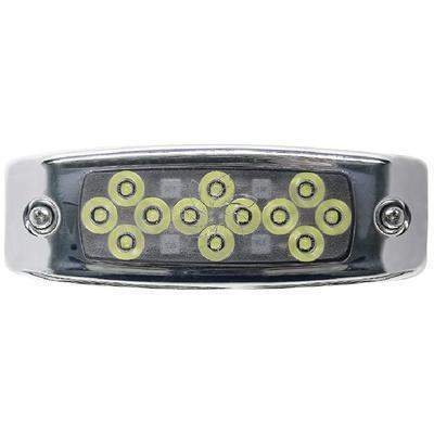 Water Dragon Led Underwater Light - Watr Dragon W/Ss Cov 12Led Blu-Seachoice-Next Day Boat Parts