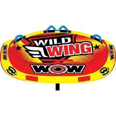 Wild Wing Towable - Towable Wild Wing 3Person-WOW Watersports-Next Day Boat Parts