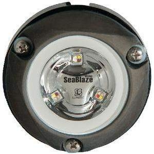 Zambezi Mini Pontoon Surface Mount Underwater Light - Zambezi Mini White-Lumitec-Next Day Boat Parts