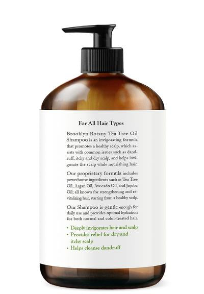 TEA TREE SHAMPOO - 16 OZ