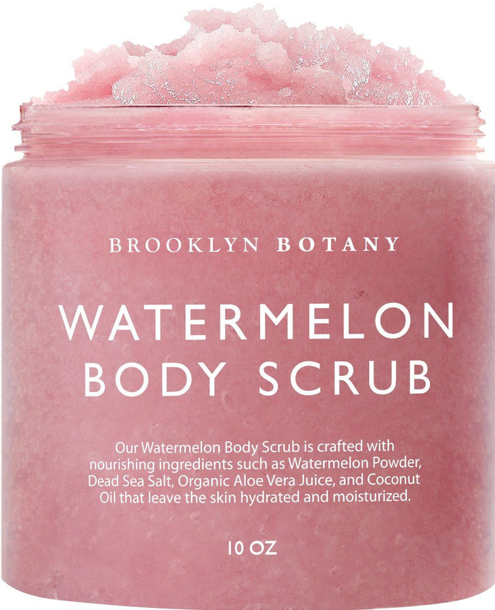 WATERMELON BODY SCRUB 10 OZ