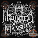 Meet Me at the Haunted Mansion - Unisex Tanks  + Tees - Ignite the Magic