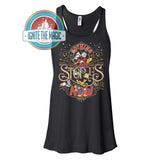 Nothing Can Stop Us Now (Colored Print) - Women's Tanks + Tees - Ignite the Magic