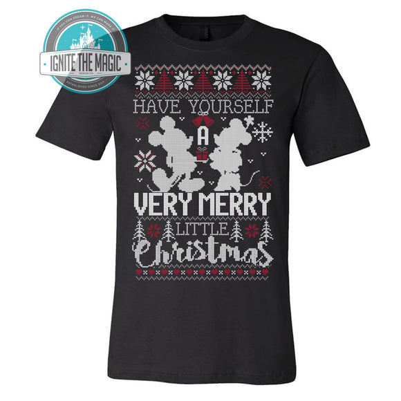 Have Yourself a Merry Little Christmas - Unisex Short Sleeve - Ignite the Magic