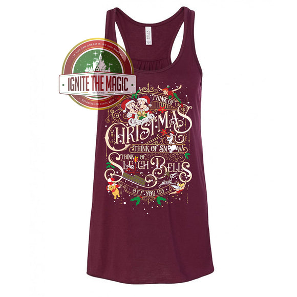 Let the Magic Blossom - Women's Tanks + Tees - Ignite the Magic
