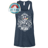 Nothing Can Stop Us Now (Vintage Print) - Women's Tanks + Tees - Ignite the Magic