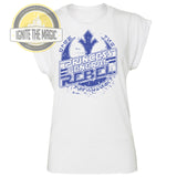 Princess General Rebel - Women's Tees - Ignite the Magic