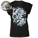 All for One, One for All - Women's Tees + Tanks - Ignite the Magic