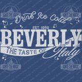 Beverly The Taste of Italy - Unisex Tees - Ignite the Magic