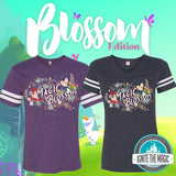 [Blossom Edition] Let the Magic Blossom - Football Tees - Ignite the Magic