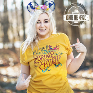 Meet Me at the Briar Patch - Unisex Tees and Hoodies - Ignite the Magic