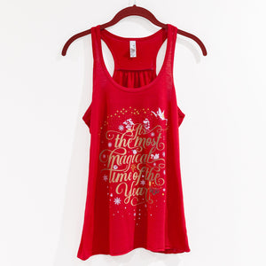 It's the Most Magical Time of the Year - Women's Tanks - Ignite the Magic