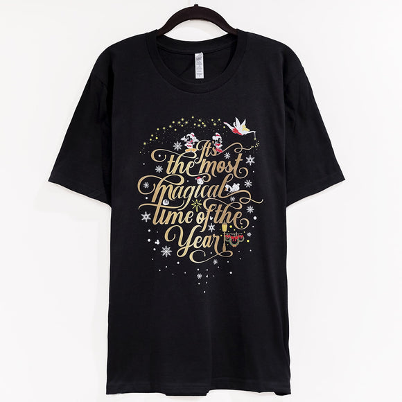 It's the Most Magical Time of the Year - Unisex Tees - Ignite the Magic
