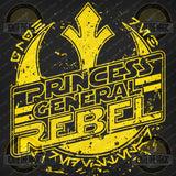 Princess General Rebel - Women's Tanks - Ignite the Magic